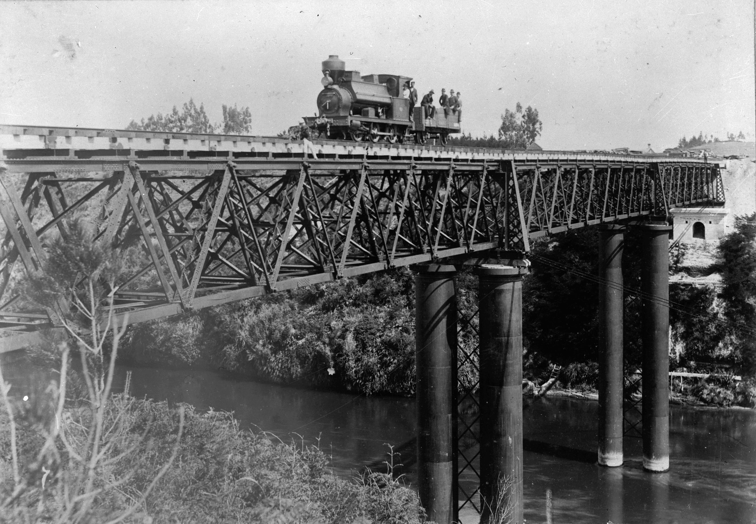 HCL 02759 Bridge in 1884