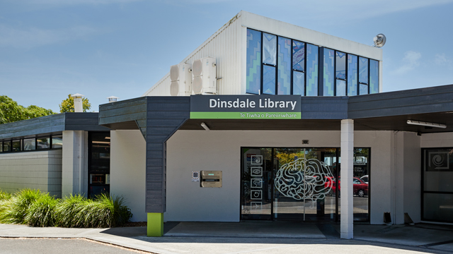 Dinsdale Library News